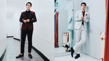FASHION FRIDAY | SUIT UP! 5 times Edward Barber looked sweet in suits