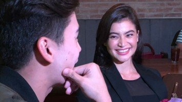 Anne Curtis, Marco Gumabao, and Direk Jason Paul Laxamana show gratitude towards Just A Stranger's success