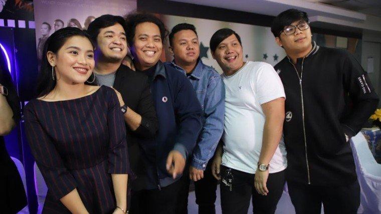 """""""Sobrang honored po dahil last year nag-front act lang kami. Tumugtog kami ng one song. Ngayon masaya kami tutugtog na kami ng two songs."""""""