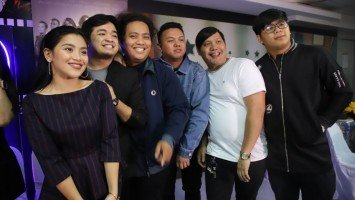Hitmaker This Band, makikipagsabayan sa kanilang mga OPM idols sa Playlist 2 Concert