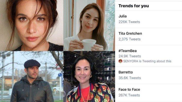Naging viral agad ang statement ni Julia Barretto tungkol sa Bea-Gerald issue