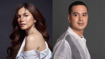 """Para kay Andrea Torres, """"it's an honor"""" daw kung totoo ang balitang magkaka-sitcom sila ng idolong si John Lloyd Cruz"""