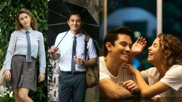 LOOK: Choice photos from the JC Santos and Yassi Pressman first pair-up movie, More Than Blue