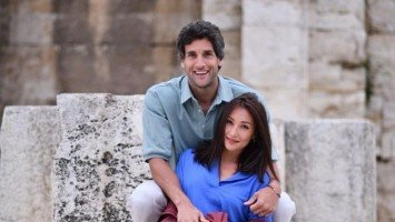 Nico explains why he can't win any argument with wife Solenn
