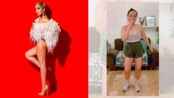 Pika's Pick: Kakai Bautista motivates herself to workout and burn what she's been eating during quarantine by looking at an old sexy photo of herself