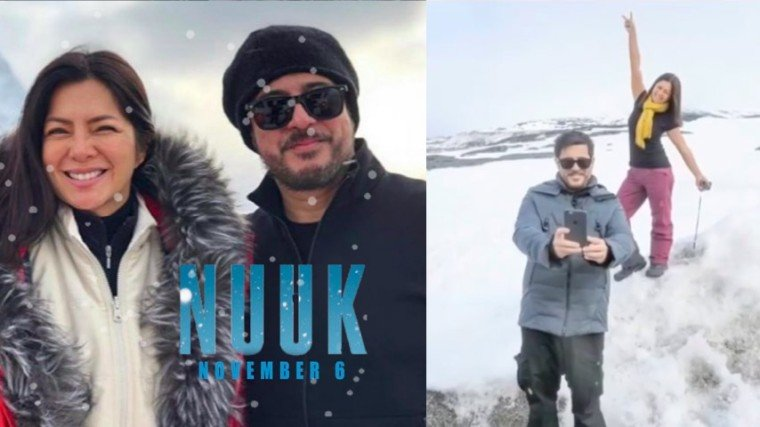 Isa ang Nuuk sa mga lugar sa mundo na may malaking chance makakita ng Aurora Borealis, na nasa bucket list ng mga tao—mapa-artista man o hindi. Isa si Alice Dixson sa nag-exert ng extra effort para maka-upclose ang personal encounter sa Aling Aurora. But she failed.