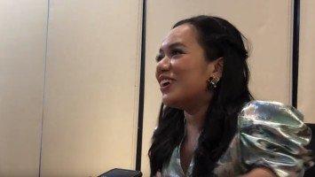Jo Berry, ginisa ng mga beki reporters tungkol sa lovelife