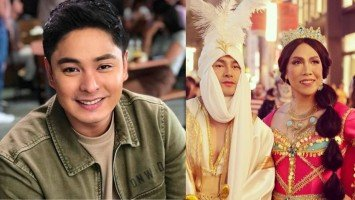 Coco Martin thinks his friend Vice Ganda is deliberately delaying introducing Ion Perez to him