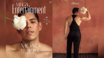 """Pika's Pick: Raymond Gutierrez tells his coming-out story to Mega Entertainment cover story; says it's been an """"open secret."""""""