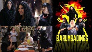 LOOK: New set of Barumbadings behind-the-scenes photos
