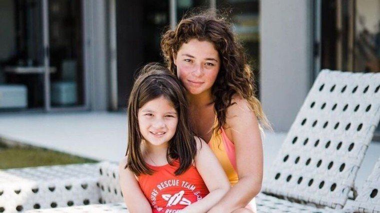 Andi Eigenmann posted a throwback photo of her and Ellie; revealed a the beautiful story behind it!