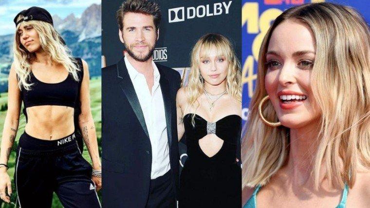 Si Kaitlynn Carter ang sinasabing isa sa dahilan ng paghihiwalay nila Miley Cyrus at Liam Hemsworth. After na ma-announce ang break-up nila ni Liam, nakunan si Miley na kahalikan si Kaitlynn habang nagbabakasyon silang dalawa sa Lake Como in Italy.