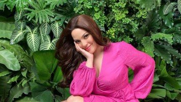 LOOK: KC Concepcion happily celebrates 35th birthday home alone!