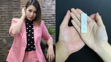 Kapuso singer Maricris Garcia is pregnant with her first child