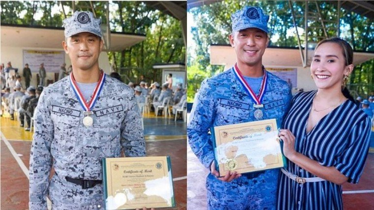 Rocco Nacino is now a Philippine Navy Reservist! Know more about this accomplishment of his by scrolling down below!