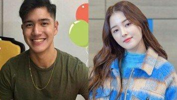 Anak ni Jericho Rosales na si Santino, type na type si Nancy ng Momoland!