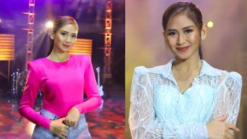 SNEAK PEEK at some of Sarah Geronimo's looks for the Tala The Film Concert