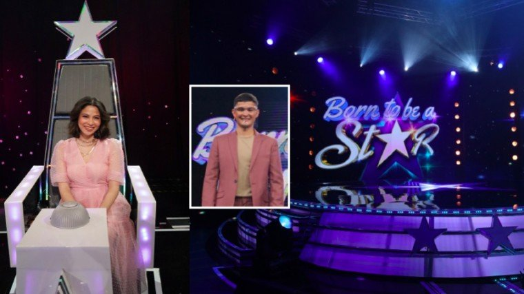 """Her comments are very, very cool and insightful for our contestants. So, it's a very nice feeling ba.""—Matteo on Janine as a ""talent agent"" in Born To Be A Star."