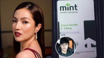 Joyce Ching, graduate na ng film course; sa massacre movie daw gustong i-direk ang Ex-bf na si Kristoffer Martin