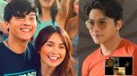 "Daniel Padilla flexes girlfriend Kathryn Bernardo during casual live video with friends, calling her ""genius"" in her own way and ""napakaganda kahit walang ayos."""