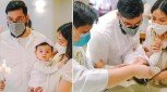 Pika's Pick: Luane Dy and Carlo Gonzalez's Baby Xpiotos is now a Christian
