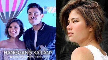 Louise Delos Reyes spills Xian Lim's preparation for their love scene