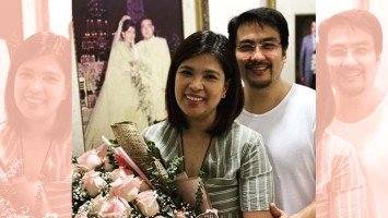 Bong Revilla and Lani Mercado celebrate 34 years of marriage!