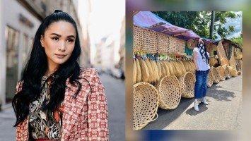 Pika's Pick: Heart Evangelista helps Sorsogon's basket weavers; announces she will set up online store soon