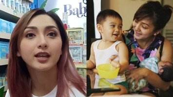 Celeb mom Iya Villania shares her top tips for taking care of two small kids