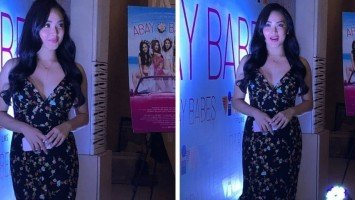 """Meg Imperial, """"it's complicated"""" ang status ng relationship"""