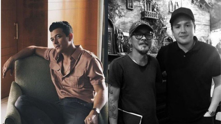 EXCITING! Jericho Rosales is working on a new film with directors Paul Soriano and Lav Diaz! We wonder what this new film is all about. WE CAN'T WAIT!