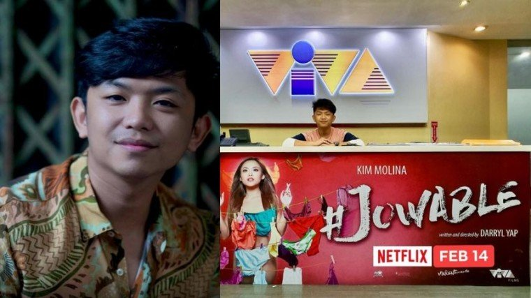 #Jowable is coming to Netflix on Valentine's Day! Congratulation, Darryl Yap!