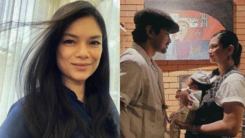 Meryll Soriano begins 2021 by unveiling new baby and rekindled romance with Joem Bascon