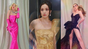 10 times Cristine Reyes slayed with her stunning outfits in Masked Singer Pilipinas
