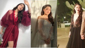 All of Kylie Padilla's insanely gorgeous wedding looks