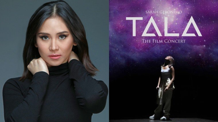 Tala: The Film Concert Album by Sarah Geronimo is out now!