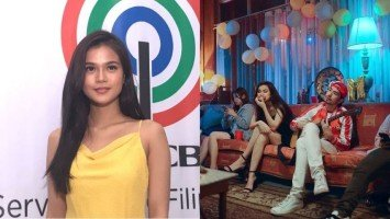 """Maris Racal on working with Rico Blanco: """"Sobrang nagulat talaga ako"""""""