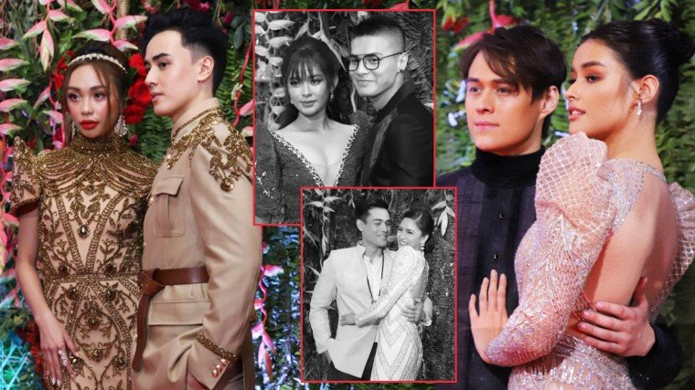 Loveteams at the ABS-CBN Ball turned heads and captured more hearts with their sweet messages to each other!