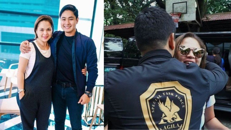 PHOTOS: @mr.cocomartin (L) & @cocomartin_ph (R) on IG