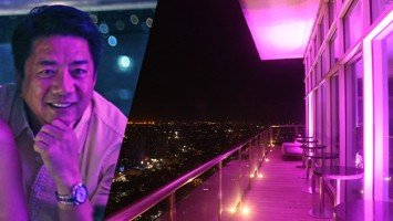 FIRST LOOK: Willie Revillame's Wil Tower Penthouse