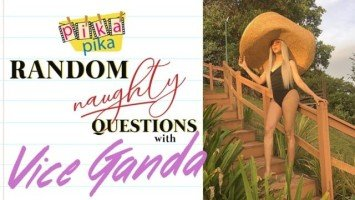 Vice Ganda answers Random NAUGHTY Questions from Pikapika!