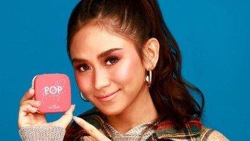 Sarah Geronimo introduces own makeup line