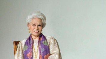 Showbiz mourns loss of veteran singer-actress Armida Siguion-Reyna