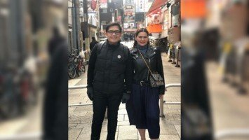 Pika's Pick: Aiko Melendez and Zambales Vice Governor boyfriend Jay Khonghun happily vacationing in Japan