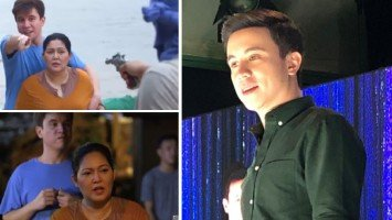 Maricel rates Arjo's acting as perfect 10