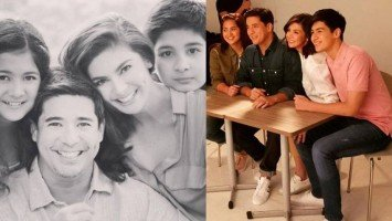 Muhlach twins, Atasha and Andres, turn 18 and their dad is waxing nostalgia