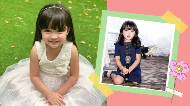 Zia Dantes is truly another star in the making!