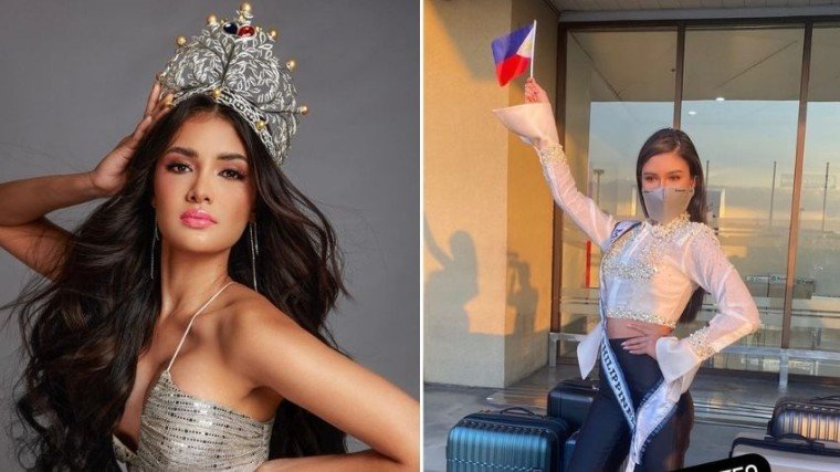 PHOTOS: @themissuniverseph & @aces_and_queens on Instagram