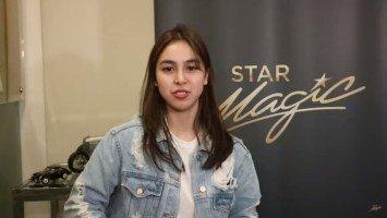 Julia Barretto, wala daw iniyakang issue; may iniiwasan nga bang Star Magic artist?