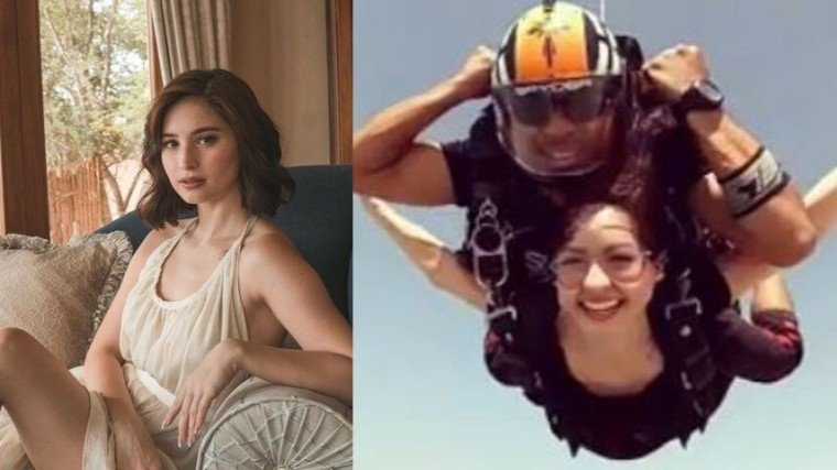 Coleen Garcia visits Dubai for the first time. She also had the chance to tick off skydiving on her bucket list!